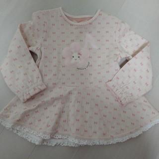 coeur a coeur - 新品 95 長袖Tシャツ クーラクール/キムラタン