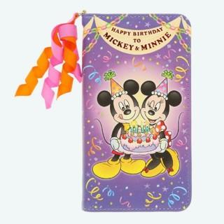 Disney - 【新作】ミッキー★ミニー★バースデー★スマホケース