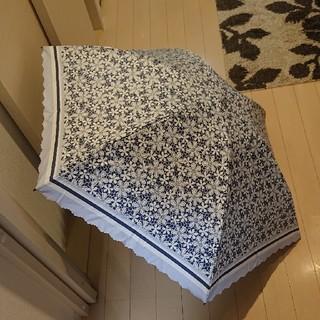 ANTEPRIMA - 【ANTEPRIMA】ANA機内限定販売晴雨兼用傘花柄【遮光・UV・遮熱】