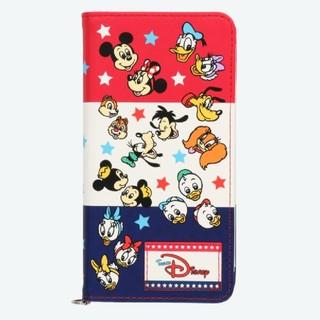 Disney - 【新品】チームディズニー★スマホケース★トリコロール