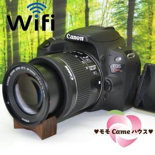 Canon - キヤノン Kiss X9☆WiFi搭載スマホに楽々転送♪1132