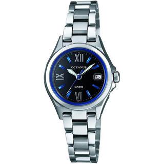 カシオ(CASIO)のカシオ OCEANUS 電波ソーラー 腕時計 OCW-70J-1AJF(腕時計)