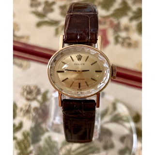 ロレックス(ROLEX)のROLEX Precision 1400 18金無垢✨(腕時計)