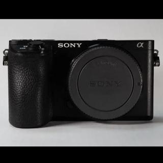 SONY - SONY ILCE−6500 α6500 レンズ付き+お得な付属品