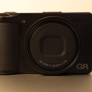 リコー(RICOH)のRICOH GR3 美品(コンパクトデジタルカメラ)