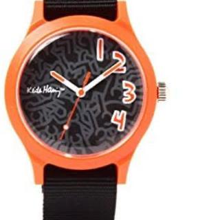ビームス(BEAMS)のキースへリング ビームスウォッチ 新品未使用(腕時計)