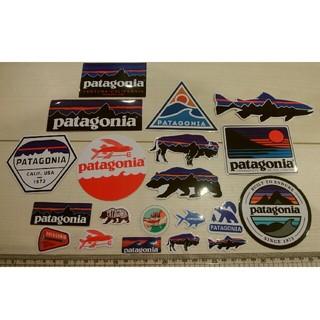 パタゴニア(patagonia)のパタゴニア ステッカー20枚セット Patagonia (その他)