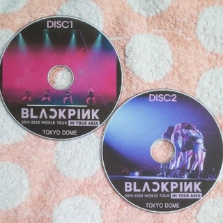 BLACKPINK🌠IN YOUR AREA 東京ドーム💕DVD2枚組