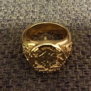 アヴァランチ(AVALANCHE)のゴールド リング 激安! アヴァランチ アバランチ(リング(指輪))