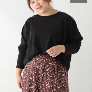 スタディオクリップ(STUDIO CLIP)のスタディオクリップ USAドルマンポケット付きロングTシャツ(カットソー(長袖/七分))