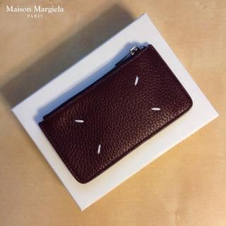 Maison Martin Margiela - 新品■19aw マルジェラ■カードケース■パスケース■ブラウン■9177