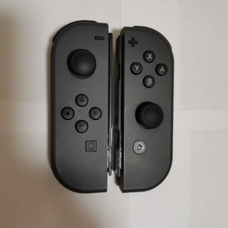 Nintendo Switch - Joy-Con (L) / (R)  グレー ジョイコン Switch