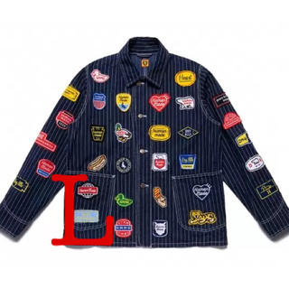 HUMAN MADE PATCH COVERALL ヒューマンメイド