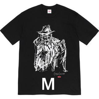 シュプリーム(Supreme)のSupreme Yohji Yamamoto Portrait Tee M(Tシャツ/カットソー(半袖/袖なし))