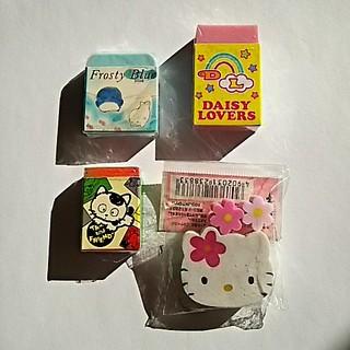消しゴム キティちゃん うちのタマ 4つセット DAISY LOVERS(消しゴム/修正テープ)