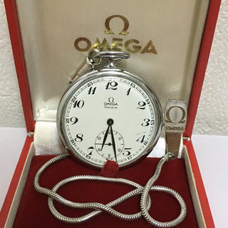 OMEGA - 休日値下げ/オメガ/懐中時計/Geneve/美品/希少