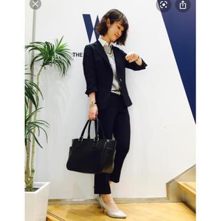 THE SUIT COMPANY - 美品☆THE SUITS COMPANY スーツ 三点セット 36☆セオリー