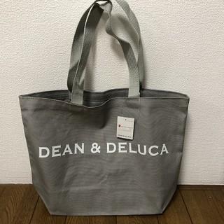 ディーンアンドデルーカ(DEAN & DELUCA)の【DEAN&DELUCA】トートバック★ディーン&デルーカ★グレーM(トートバッグ)
