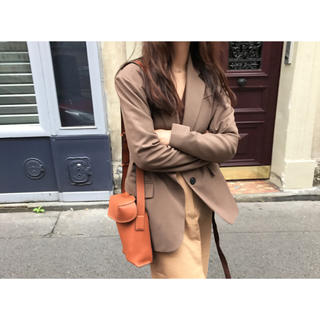 ♡maybebaby flap pocket tailored jacket♡