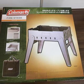コールマン(Coleman)のColeman コールマン ファイヤーステージ 焚き火台(調理器具)