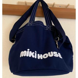 ミキハウス(mikihouse)のMIKIHOUSE マザーズバッグ ショルダーバッグ(マザーズバッグ)