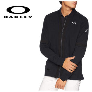 オークリー(Oakley)のM 新品 オークリー  スカル シンクロニズム ゴルフ ウインドジャケ(ウエア)