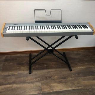 KORG - KORG 電子ピアノ SP-100 スタンド付