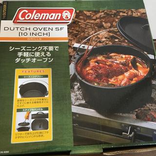 コールマン(Coleman)の専用 Coleman ダッチオーブン、スタンドセット(調理器具)
