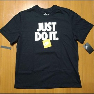NIKE - 2XL 黒 NIKE JDI Tシャツ