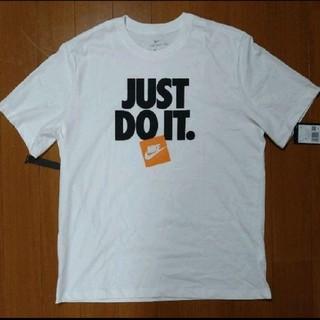 NIKE - 2XL 白 NIKE JDI Tシャツ