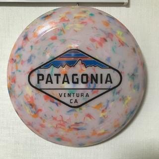 パタゴニア(patagonia)の(直径27cm )patagonia フリスビー ロゴディスク(その他)