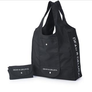 DEAN & DELUCA - 新品 DEAN&DELUCA 折り畳みエコバッグ 黒