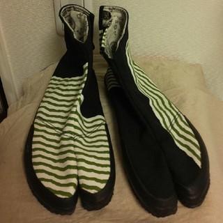 ソウソウ(SOU・SOU)のsou・sou ソウソウ 足袋シューズ 靴 25.0cm(スニーカー)