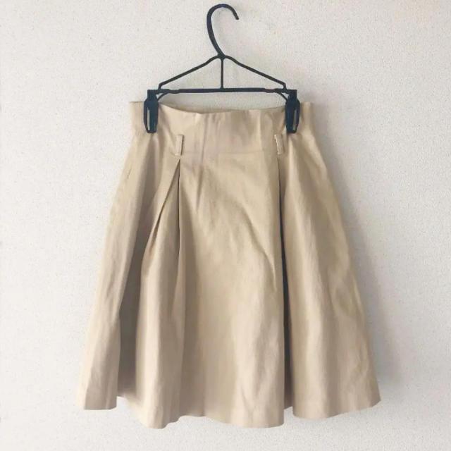 dazzlin(ダズリン)のdazzlin フレアトレンチスカート レディースのスカート(ひざ丈スカート)の商品写真