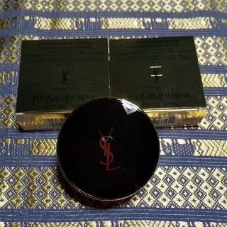 イヴサンローランボーテ(Yves Saint Laurent Beaute)のYSL アンクル ド ポールクッション 20とレフェル2個の3セット(ファンデーション)
