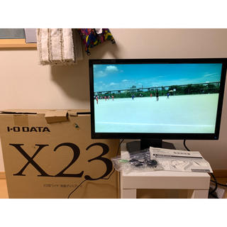 アイオーデータ(IODATA)のI·O DATA LCD-MF235XBR(ディスプレイ)