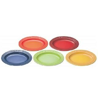 ルクルーゼ(LE CREUSET)のルクルーゼ ミニ オーバル プレート 5枚 新品未使用(食器)
