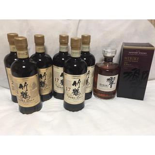 アサヒ - 竹鶴&響シリーズ セット