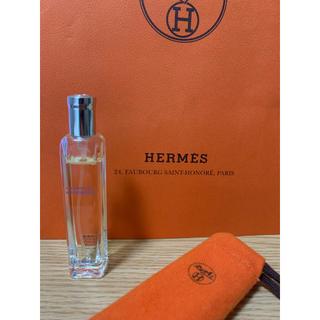 エルメス(Hermes)のエルメス 地中海の庭 15ml(ユニセックス)