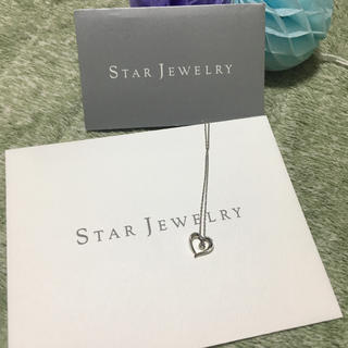 スタージュエリー(STAR JEWELRY)の《star jewelry》ピンクサファイアネックレス(ネックレス)