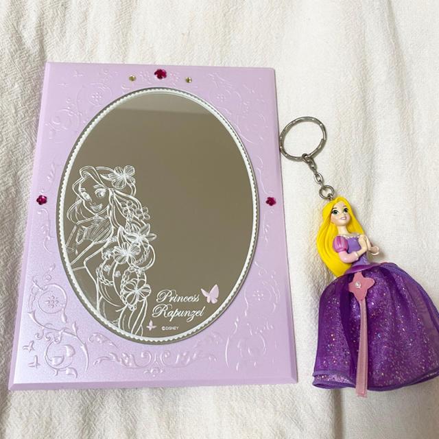 Disney(ディズニー)のラプンツェル ミラー エンタメ/ホビーのおもちゃ/ぬいぐるみ(キャラクターグッズ)の商品写真