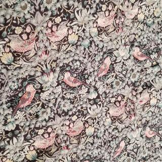 ミナペルホネン(mina perhonen)のみいこさま専用 ミナペルホネン × リバティ strawberry thief(生地/糸)