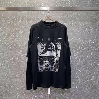 リックオウエンス(Rick Owens)のrick ownes drkshdw  tee(Tシャツ/カットソー(七分/長袖))