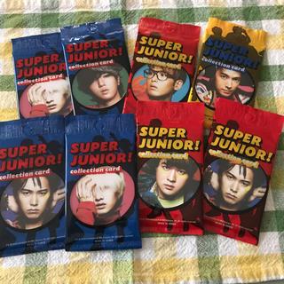 SUPER JUNIOR - SUPER JUNIOR  コレクションカード