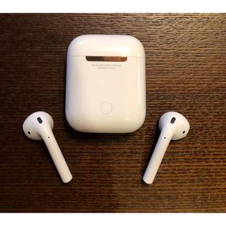 Apple - AirPods 第2世代 A2031 A2032 A1602 MV7N2J/A