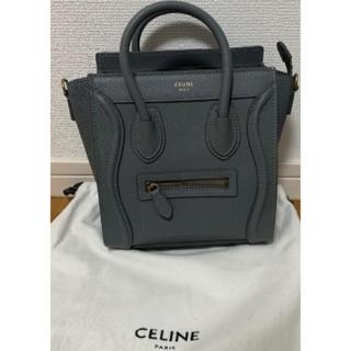 celine - 美品 CELINE  ショルダーバッグ