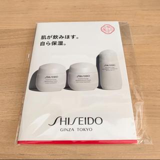 SHISEIDO (資生堂) - 資生堂 SHISEIDO エッセンシャルイネルジャ サンプル