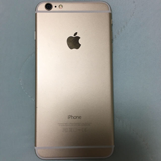 Apple - iPhone 6 Plus Gold 64 GB docomo 超美品
