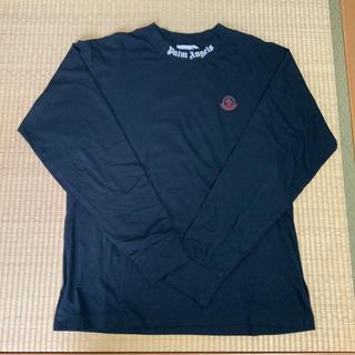 モンクレール(MONCLER)のMONCLER×PARM ANGELS ロングTシャツ Mサイズ(Tシャツ/カットソー(七分/長袖))