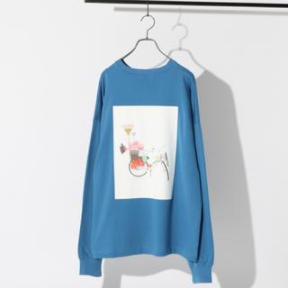 HARE - mitsuko shimae×HARE ロングTシャツ
